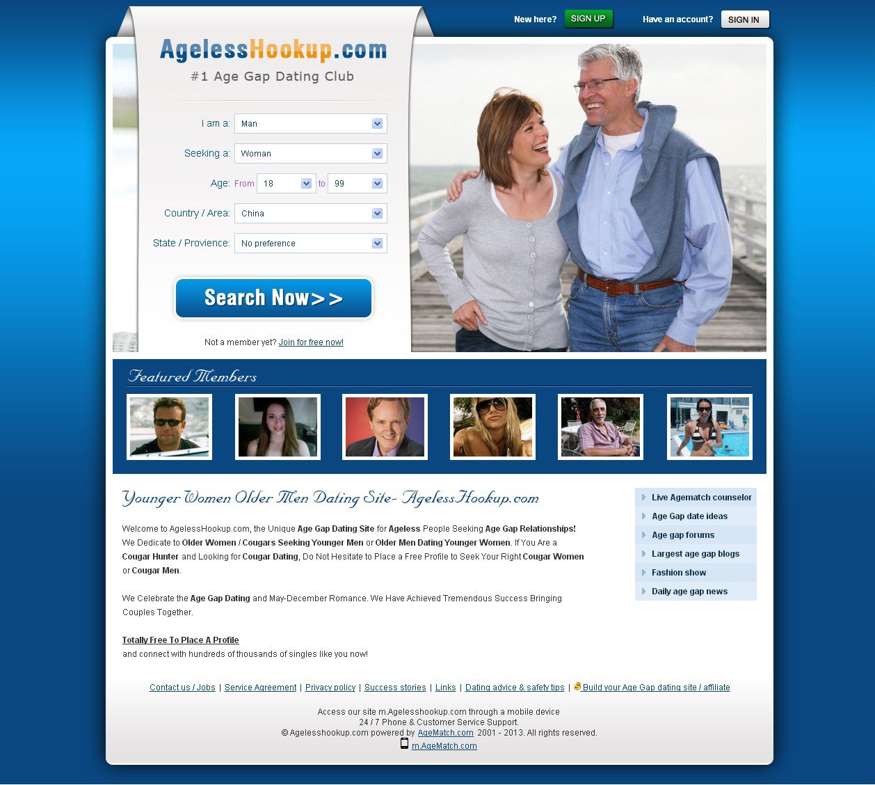 What are Age Gap Dating Sites and Apps